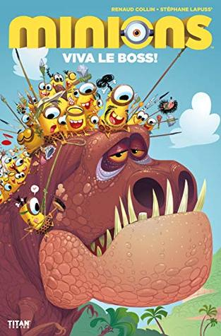 Minions: Viva Le Boss