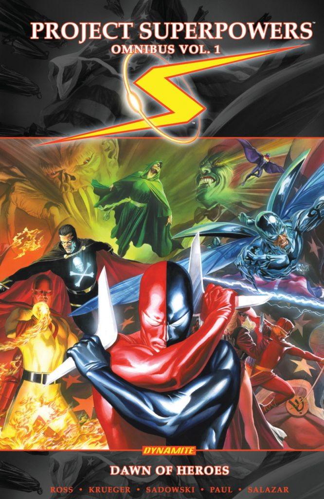 Project Superpowers Omnibus Vol. I: Dawn of Heroes