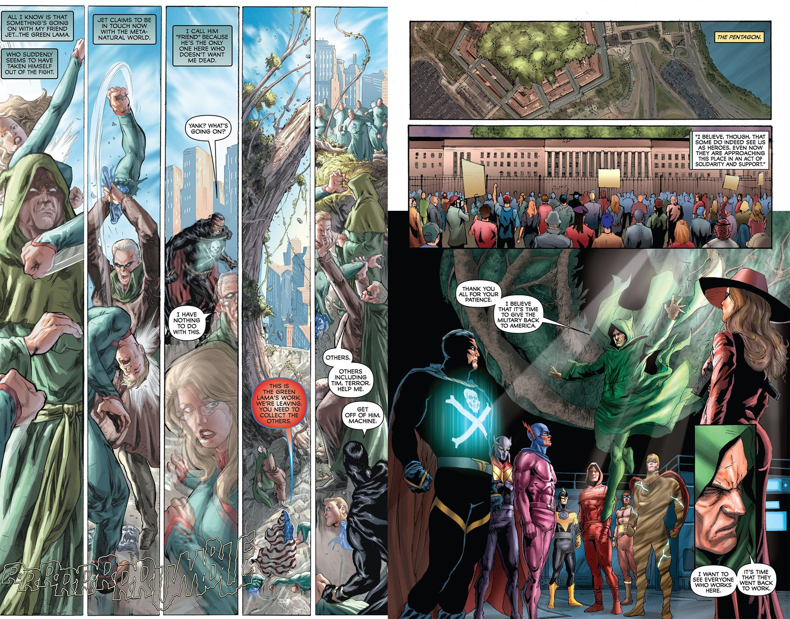 Project Superpowers Omnibus review