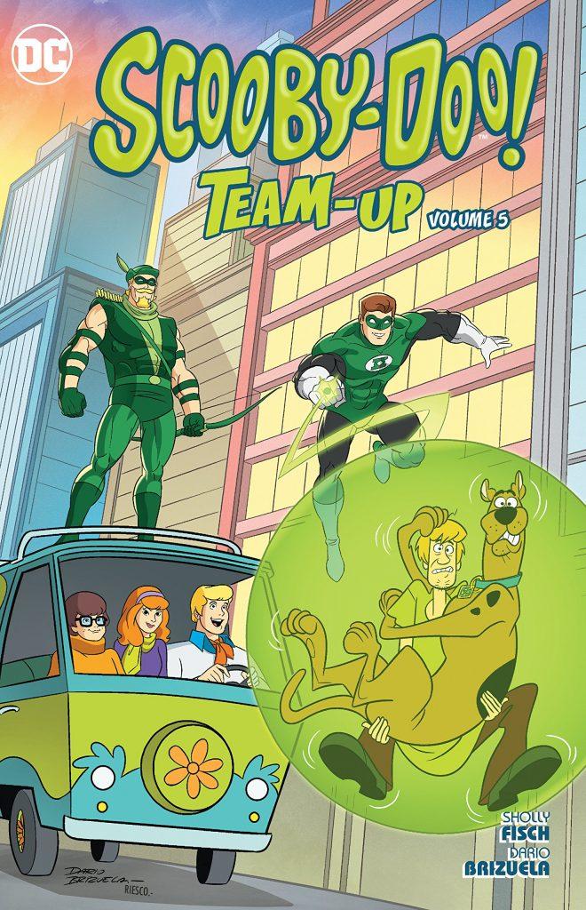 Scooby-Doo Team-Up Volume 5