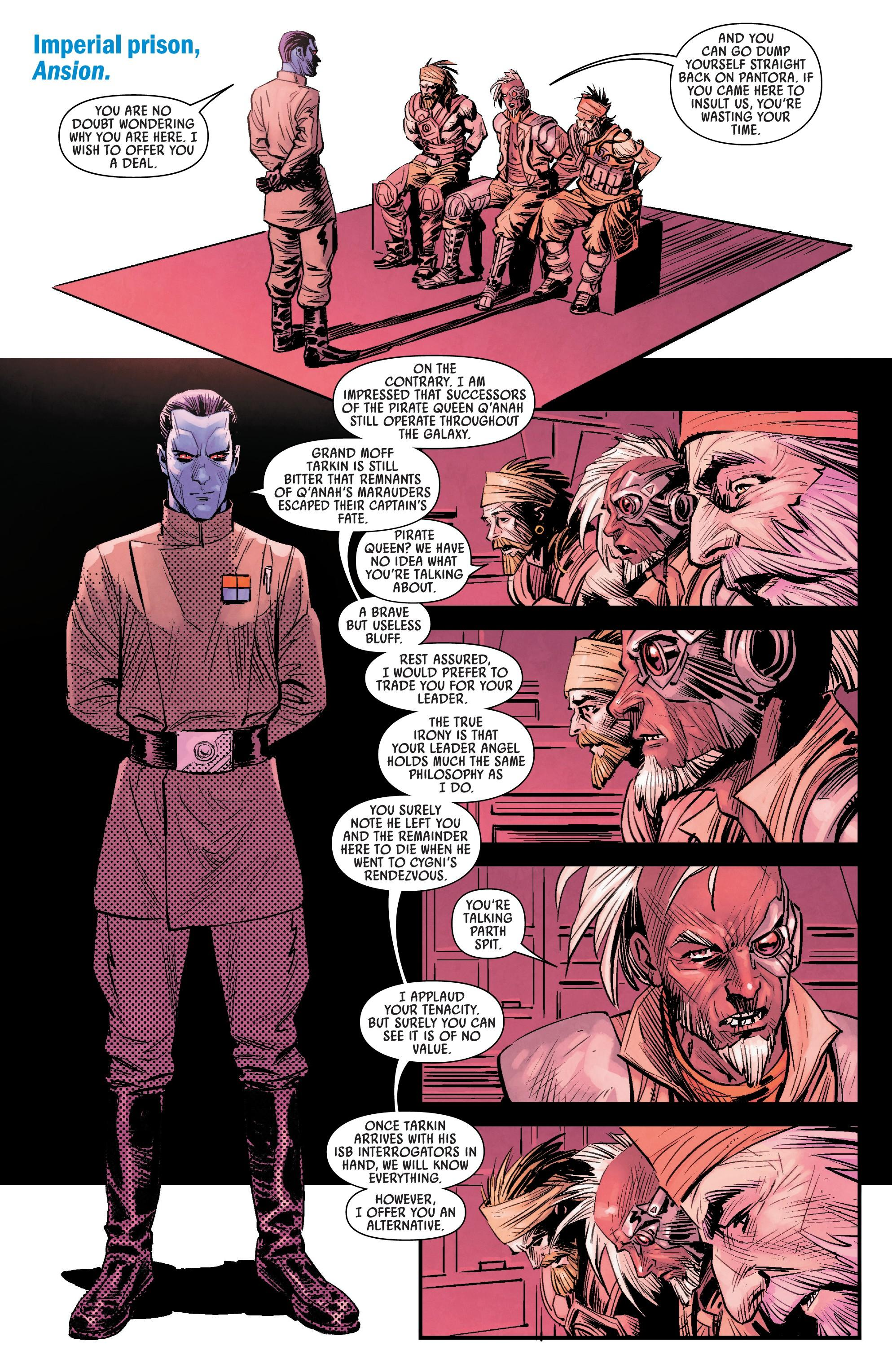 Star Wars Thrawn review