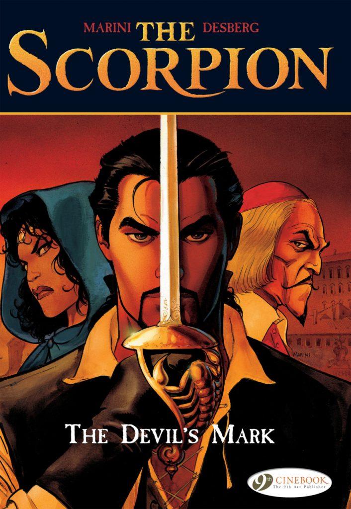 The Scorpion 1: The Devil's Mark