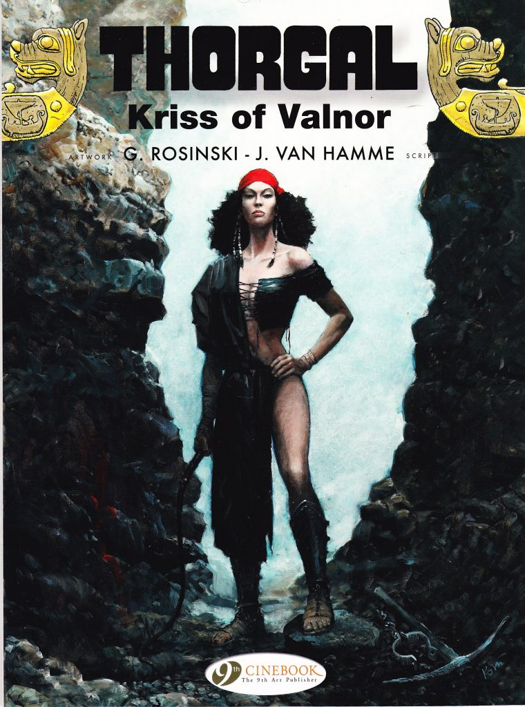 Thorgal: Kriss of Valnor