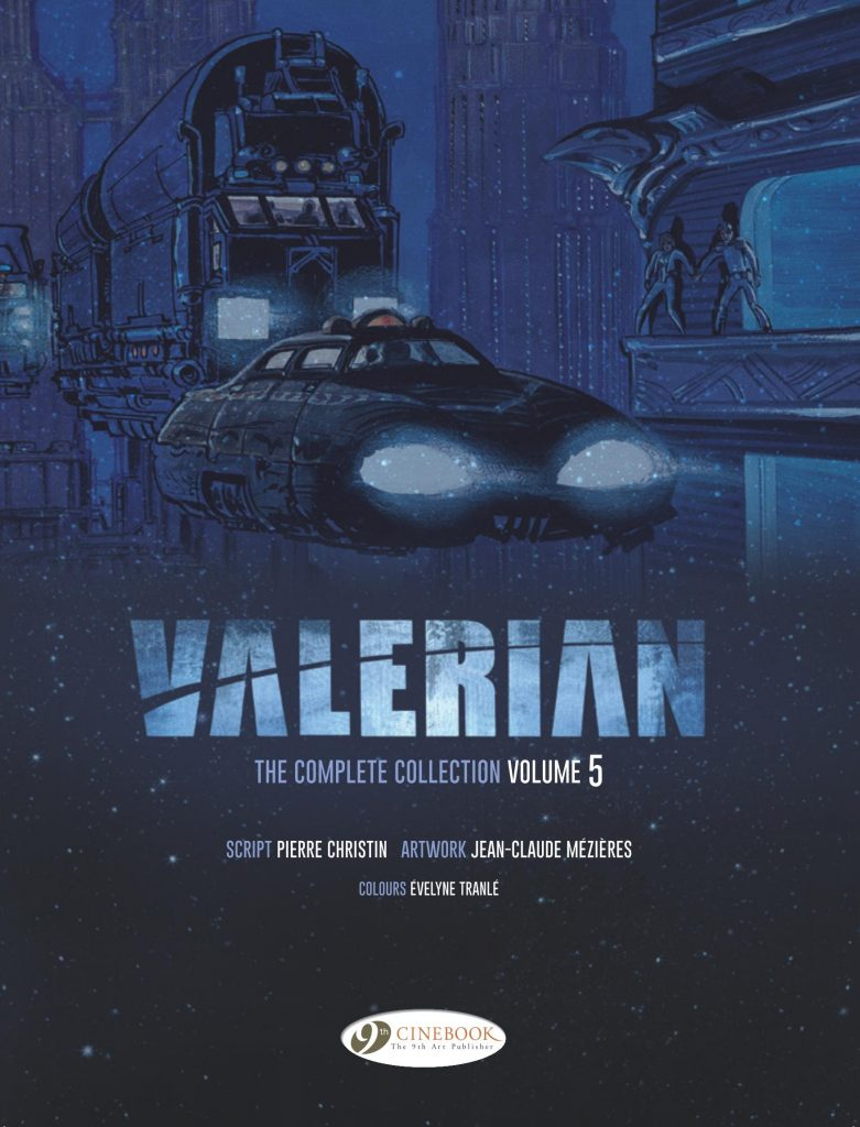 Valerian: The Complete Collection Volume 5