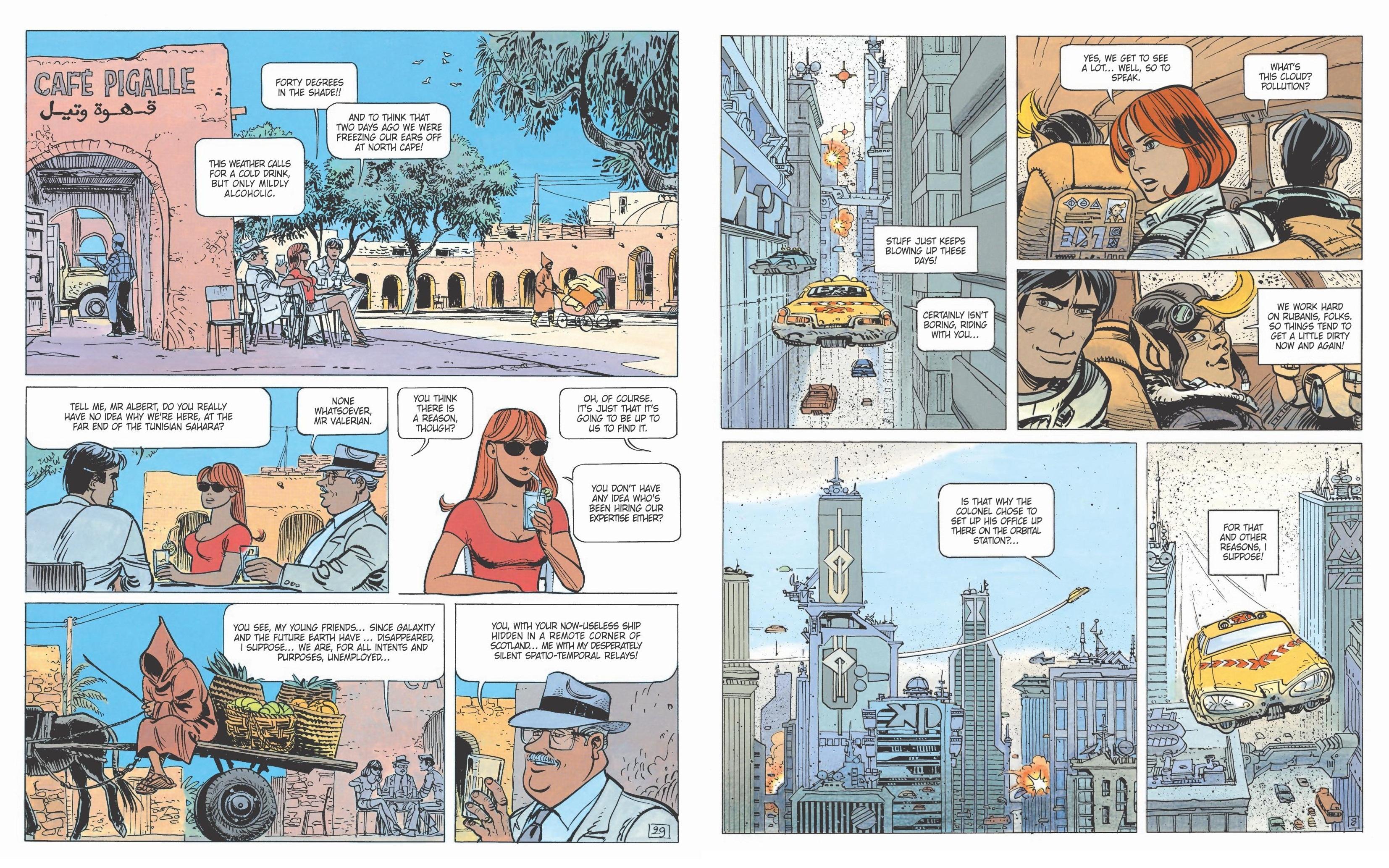 Valerian The Complete Collection 5