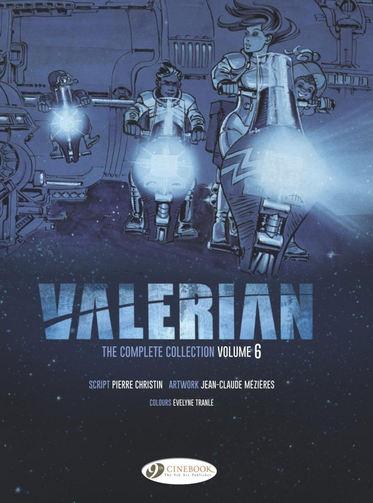 Valerian: The Complete Collection Volume 6