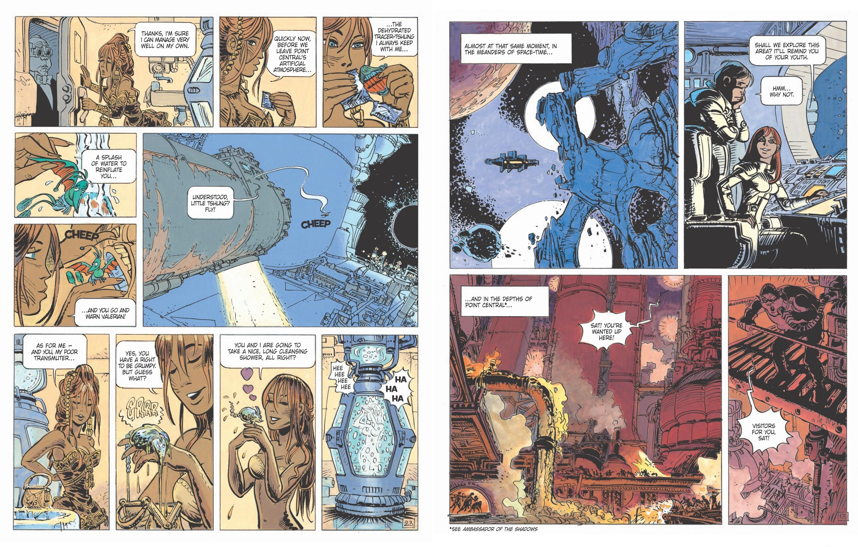 Valerian - The Complete Collection 6 review