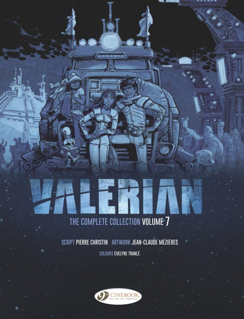 Valerian: The Complete Collection Volume 7