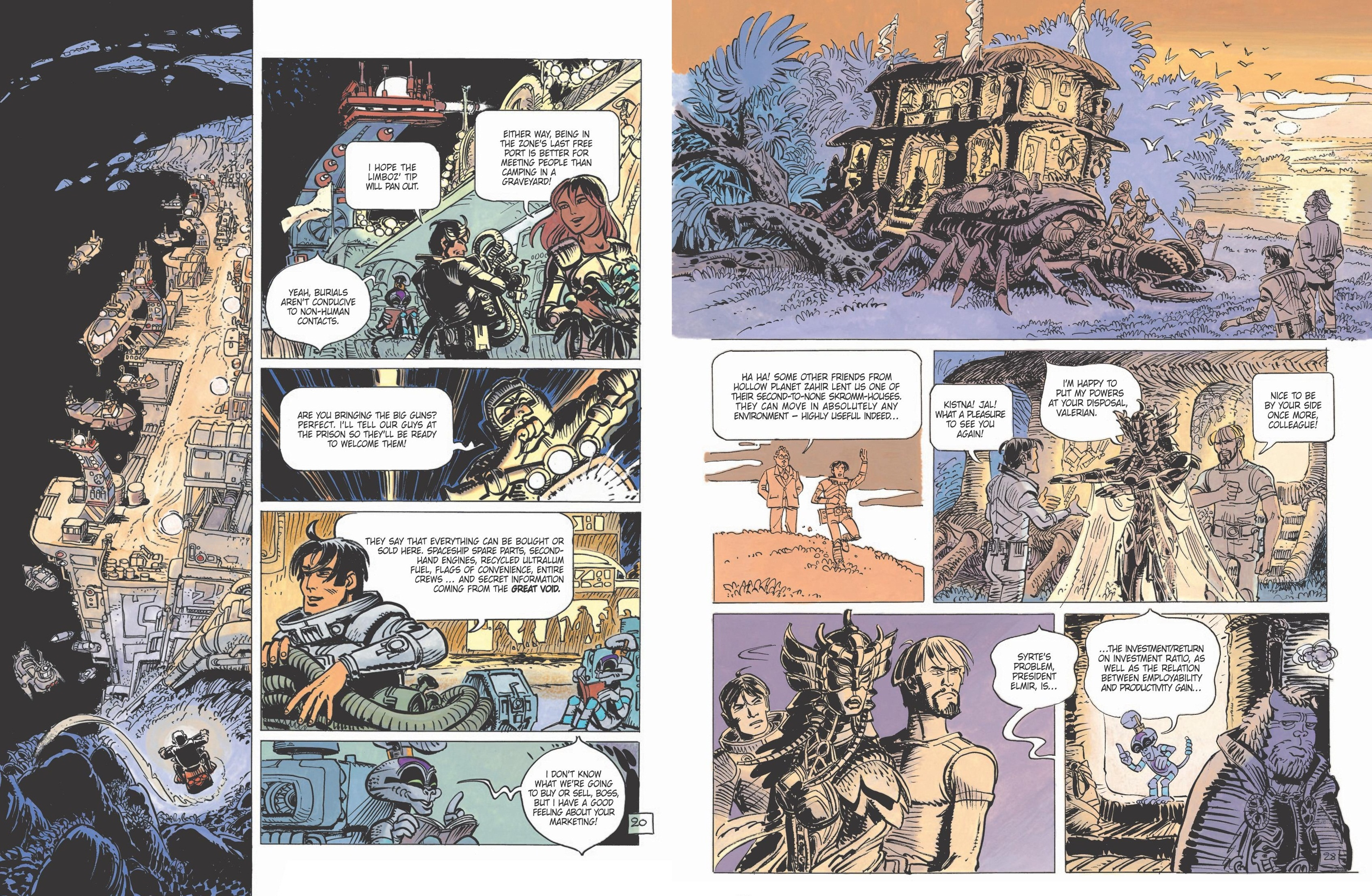 Valerian The Complete Collection 7 review