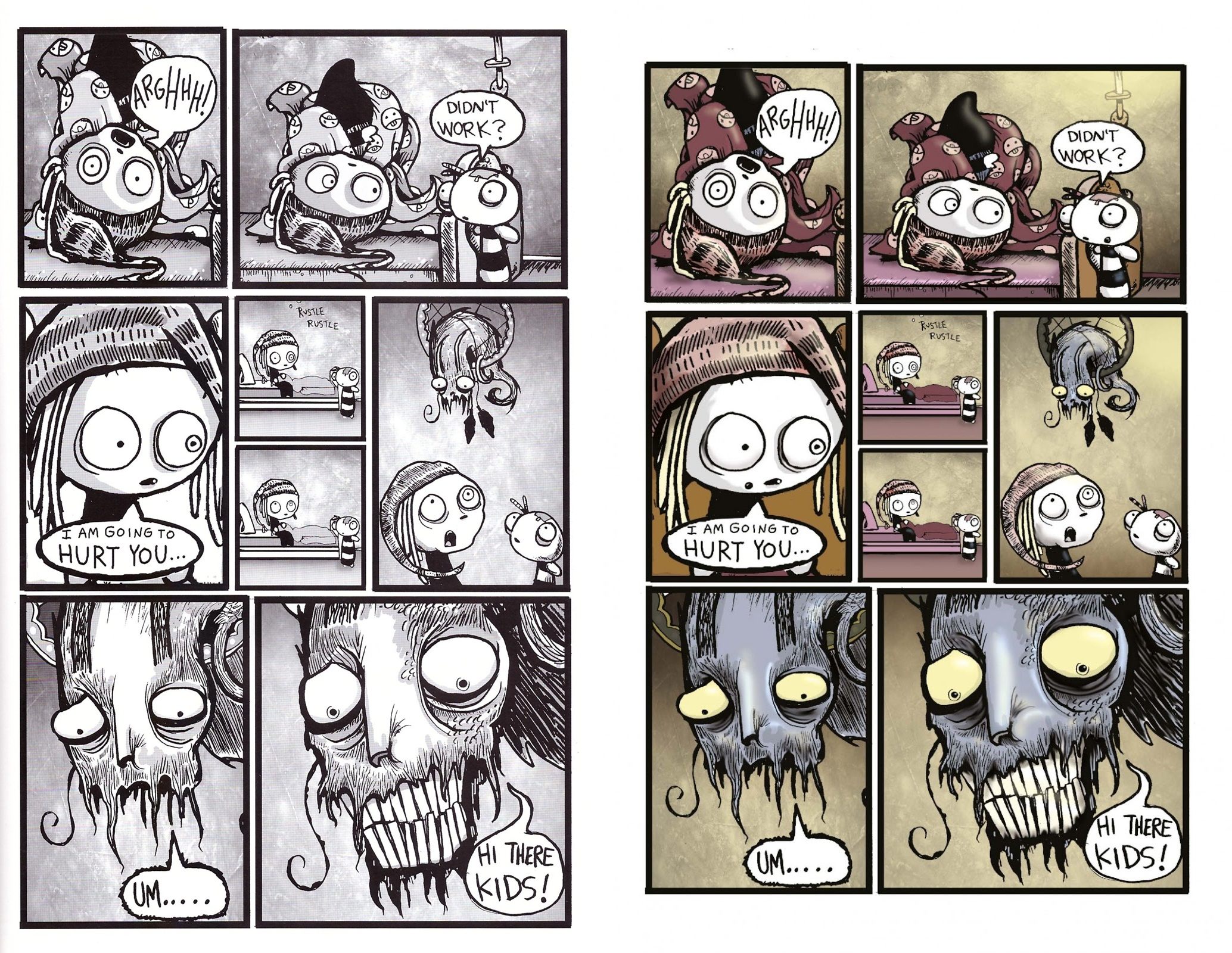 Lenore Wedgies review