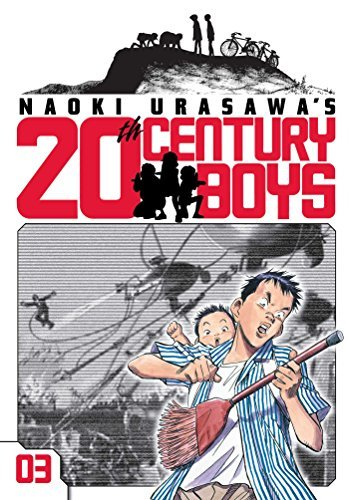 20th Century Boys 03: Hero With a Guitar