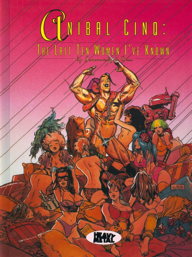 Anibal Cinq: The Last Ten Women I've Known