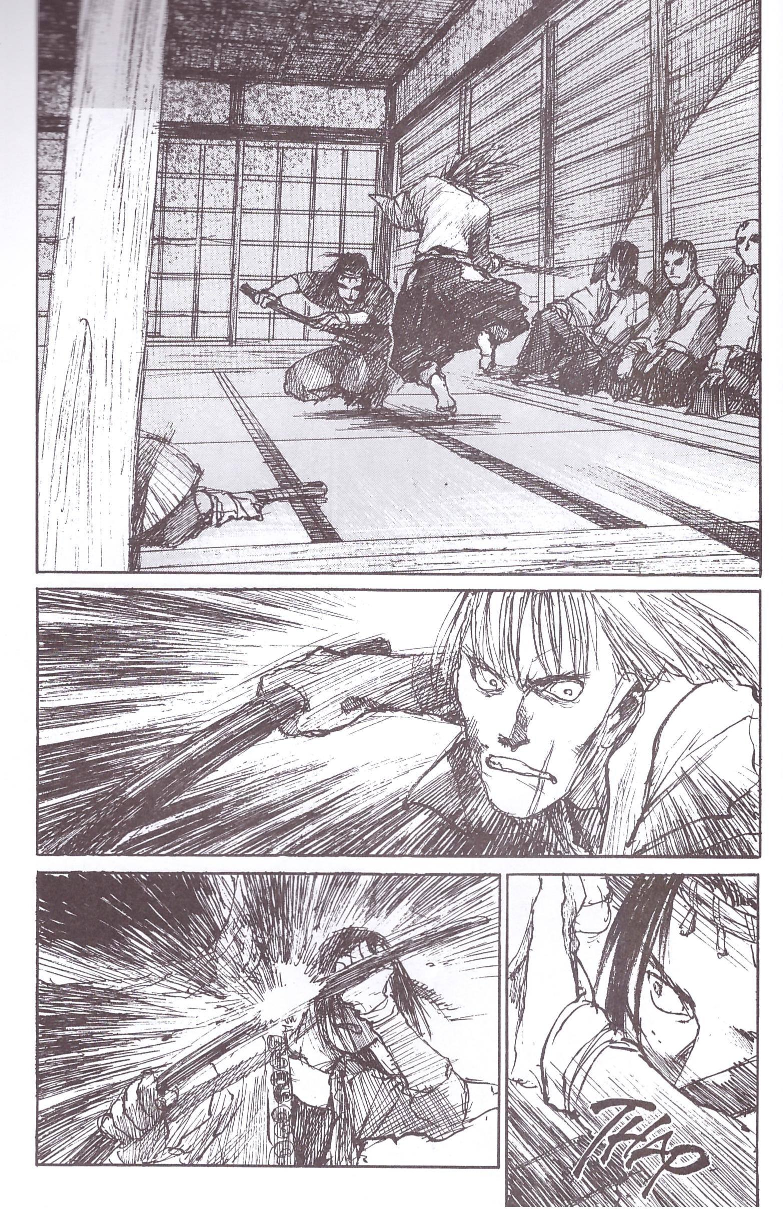 Blade of the Immortal Omnibus 4 review