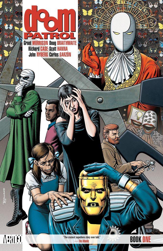 Doom Patrol Book One