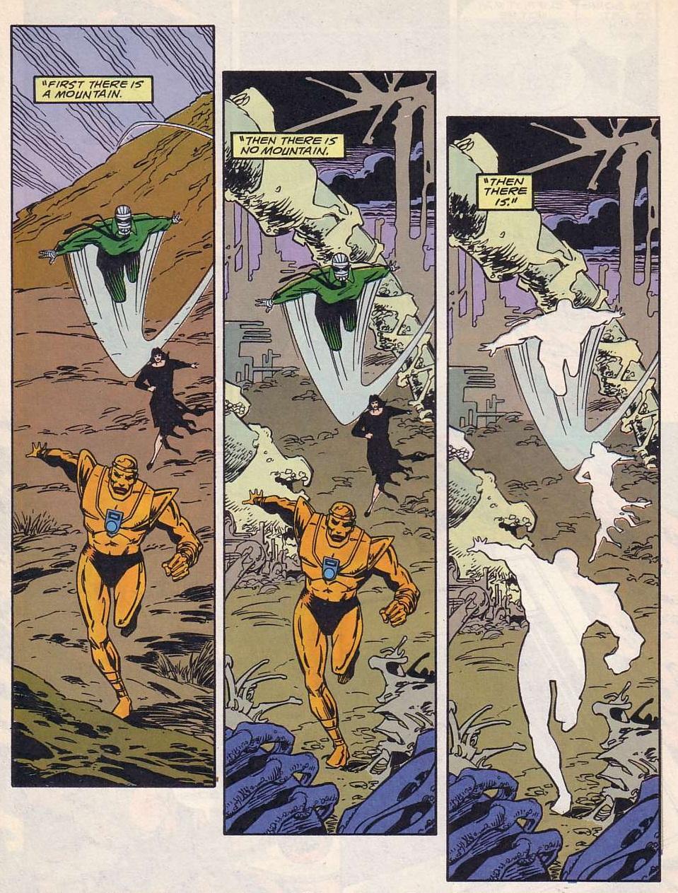 The Doom Patrol Omnibus review