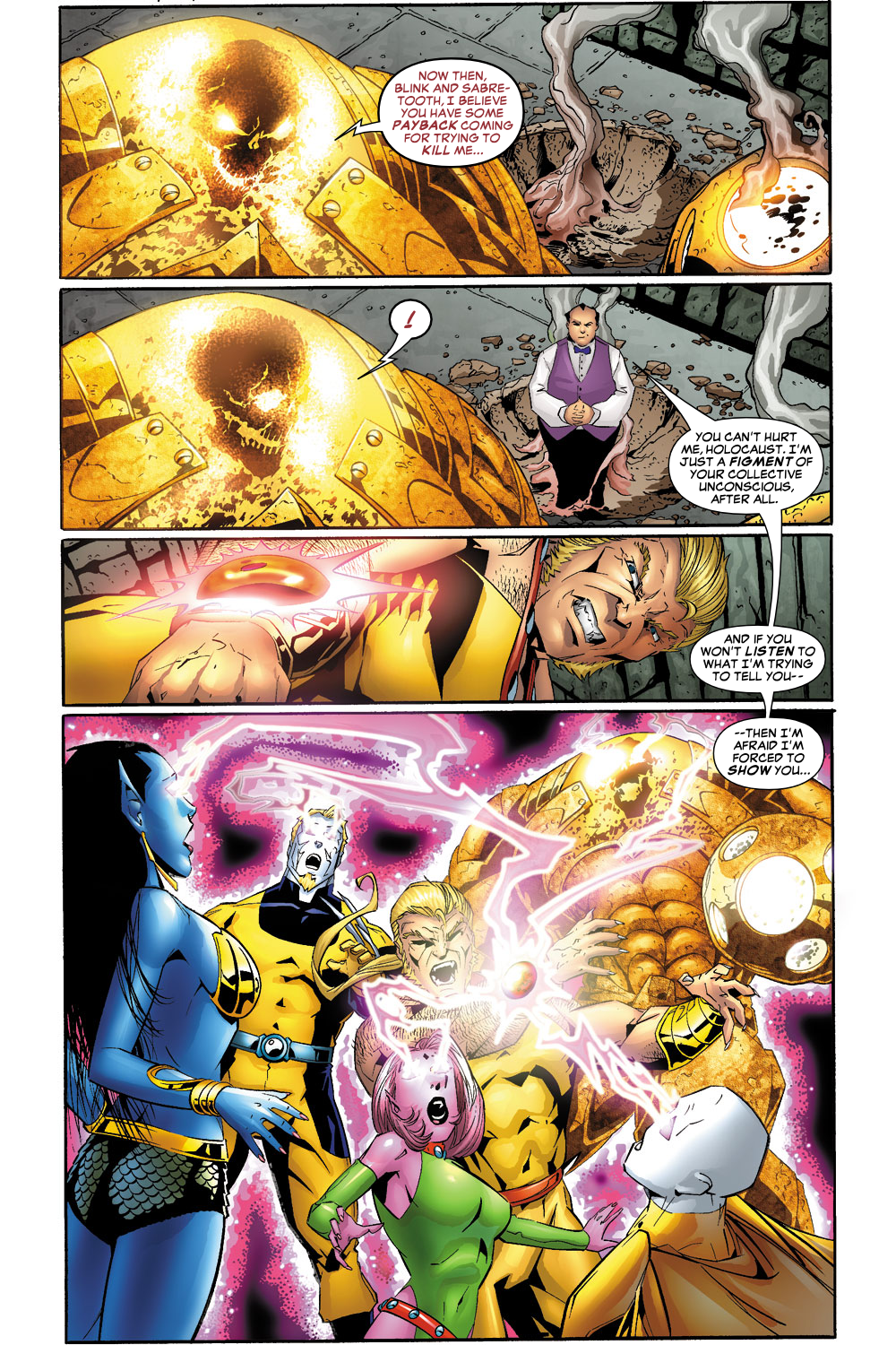 Exiles 10 Age of Apocalypse review