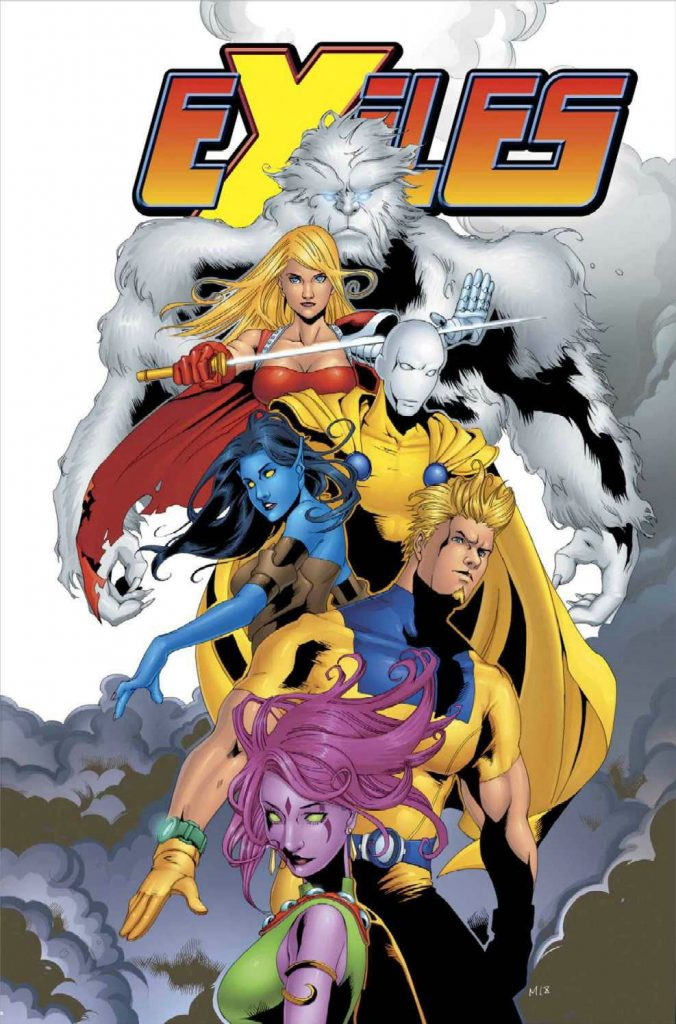 Exiles Vol. 7: A Blink in Time