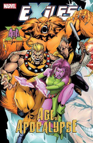 Exiles Vol 10: Age of Apocalypse
