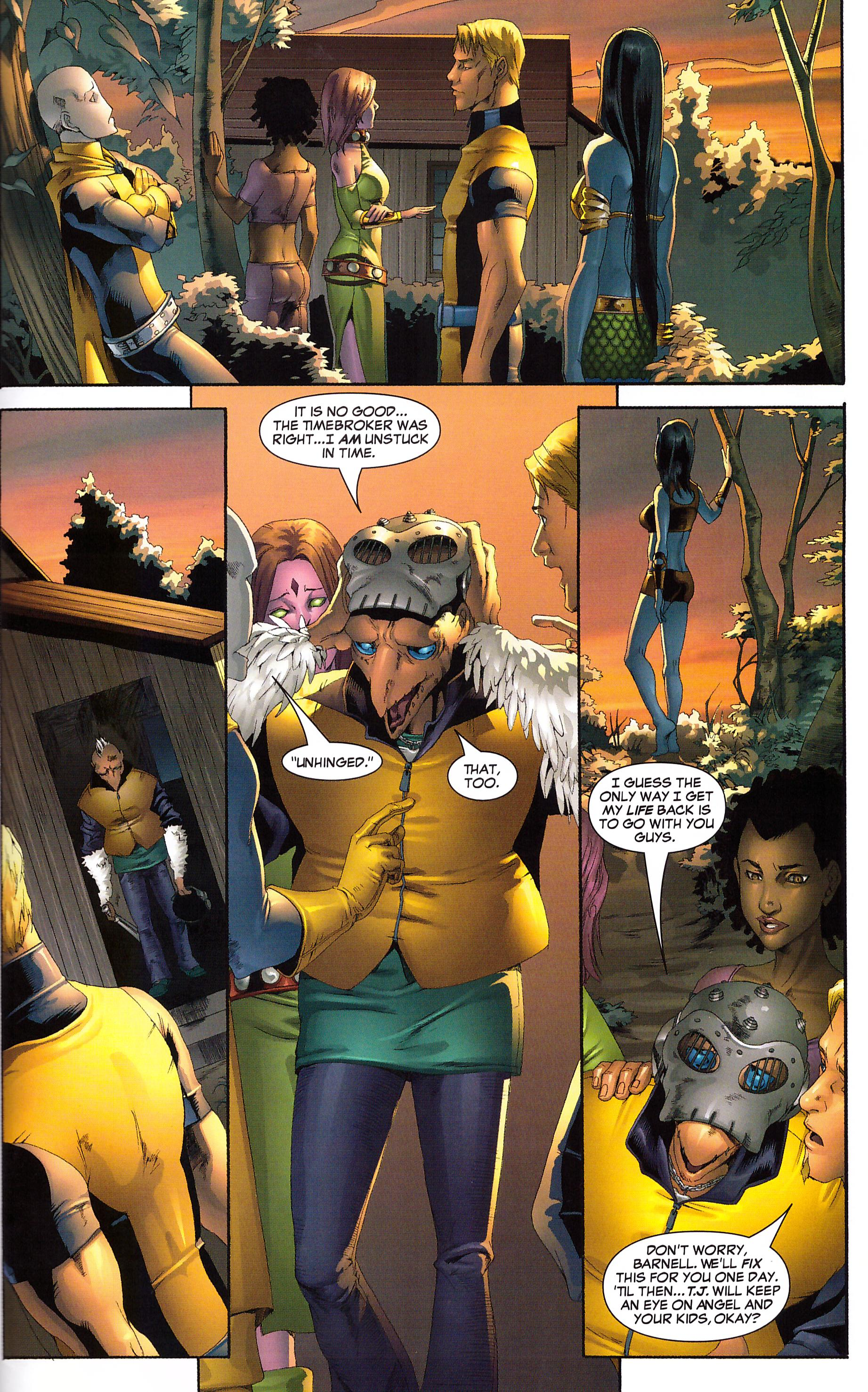 Exiles Earn Your Wings review