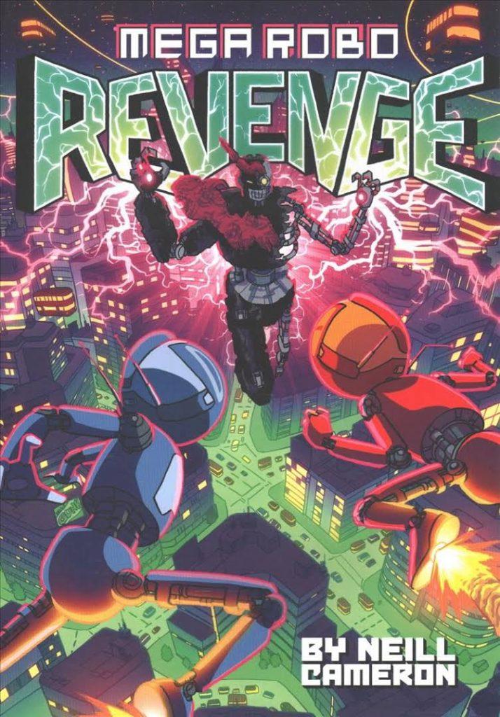 Mega Robo Bros 3: Mega Robo Revenge