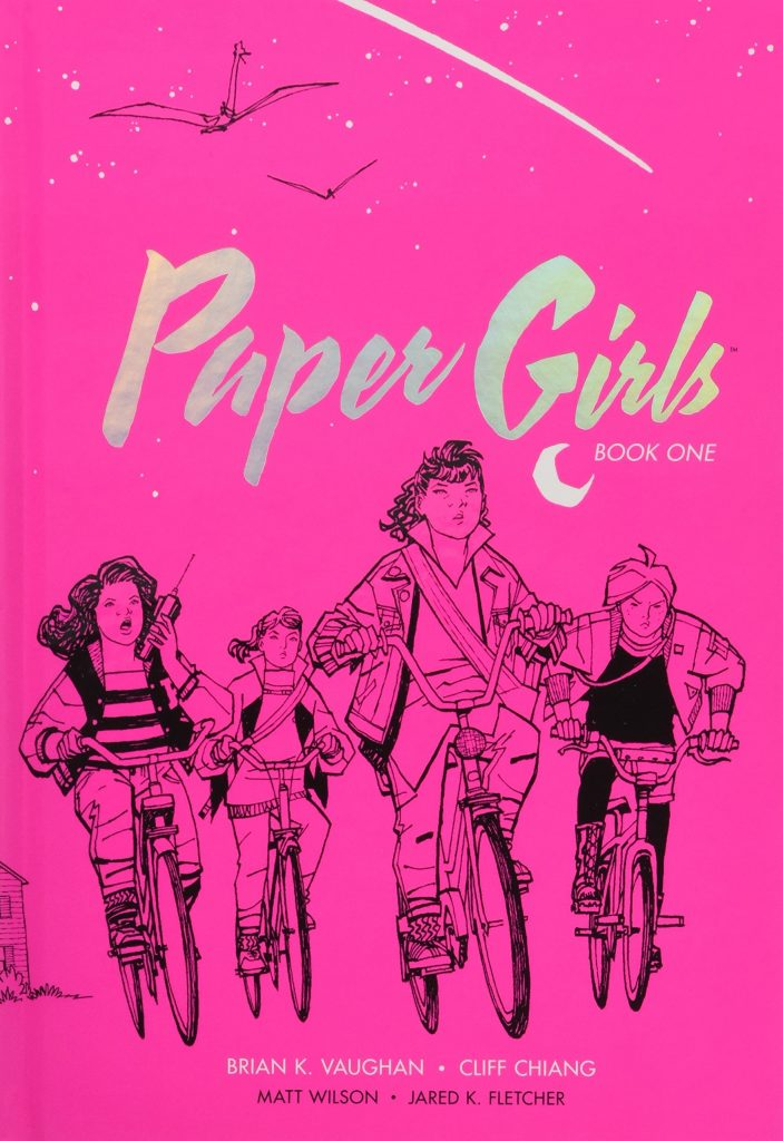 Paper Girls Book One