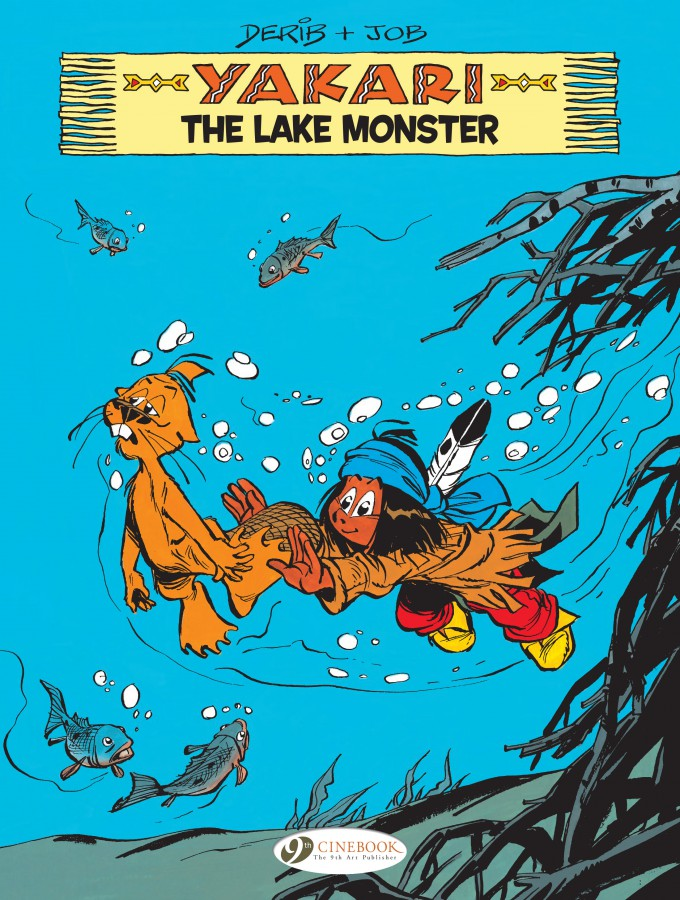 Yakari: The Lake Monster