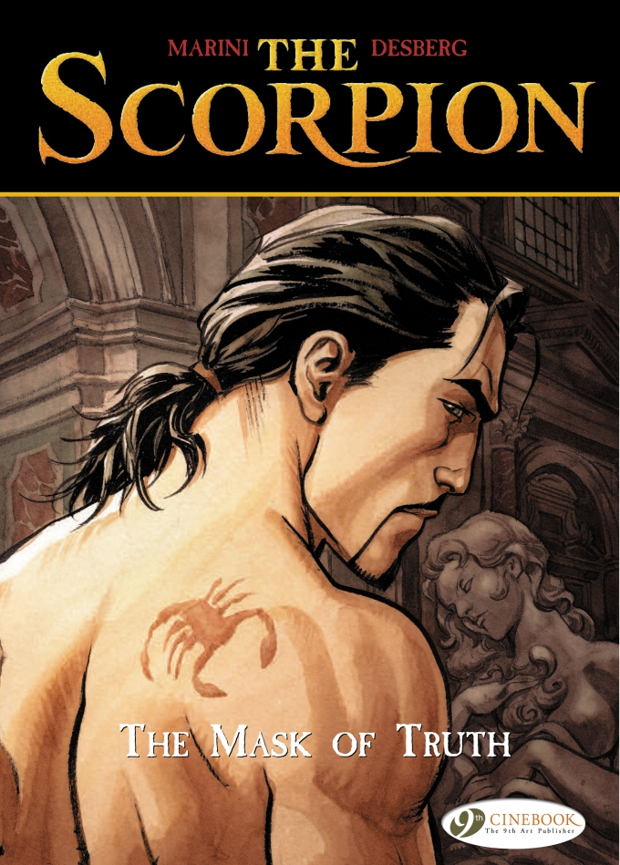 The Scorpion 7: The Mask of Truth