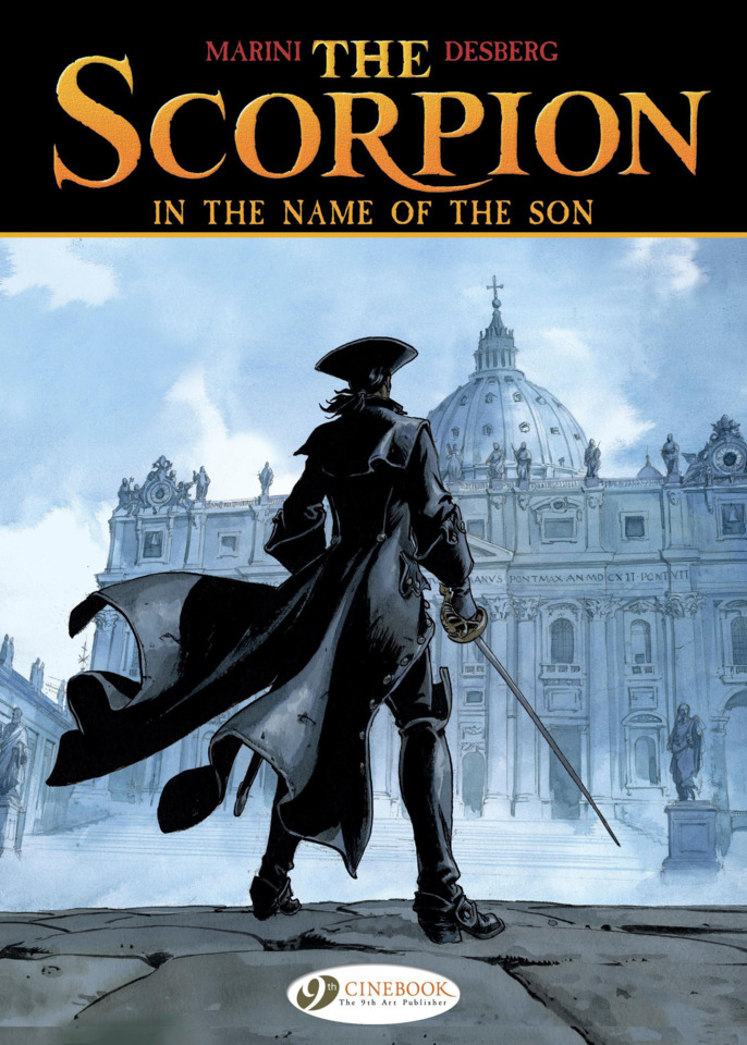 The Scorpion 8: In the Name of the Son