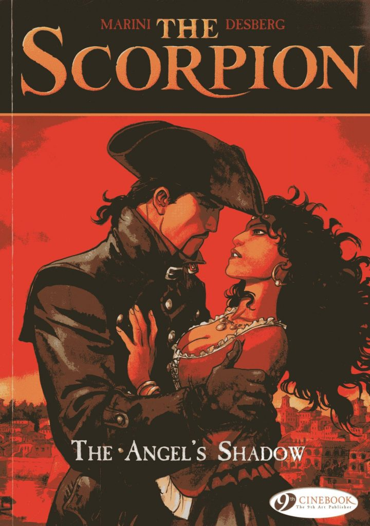 The Scorpion 6: The Angel's Shadow