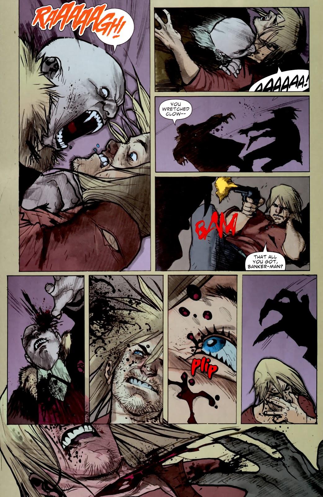 American Vampire 1 review