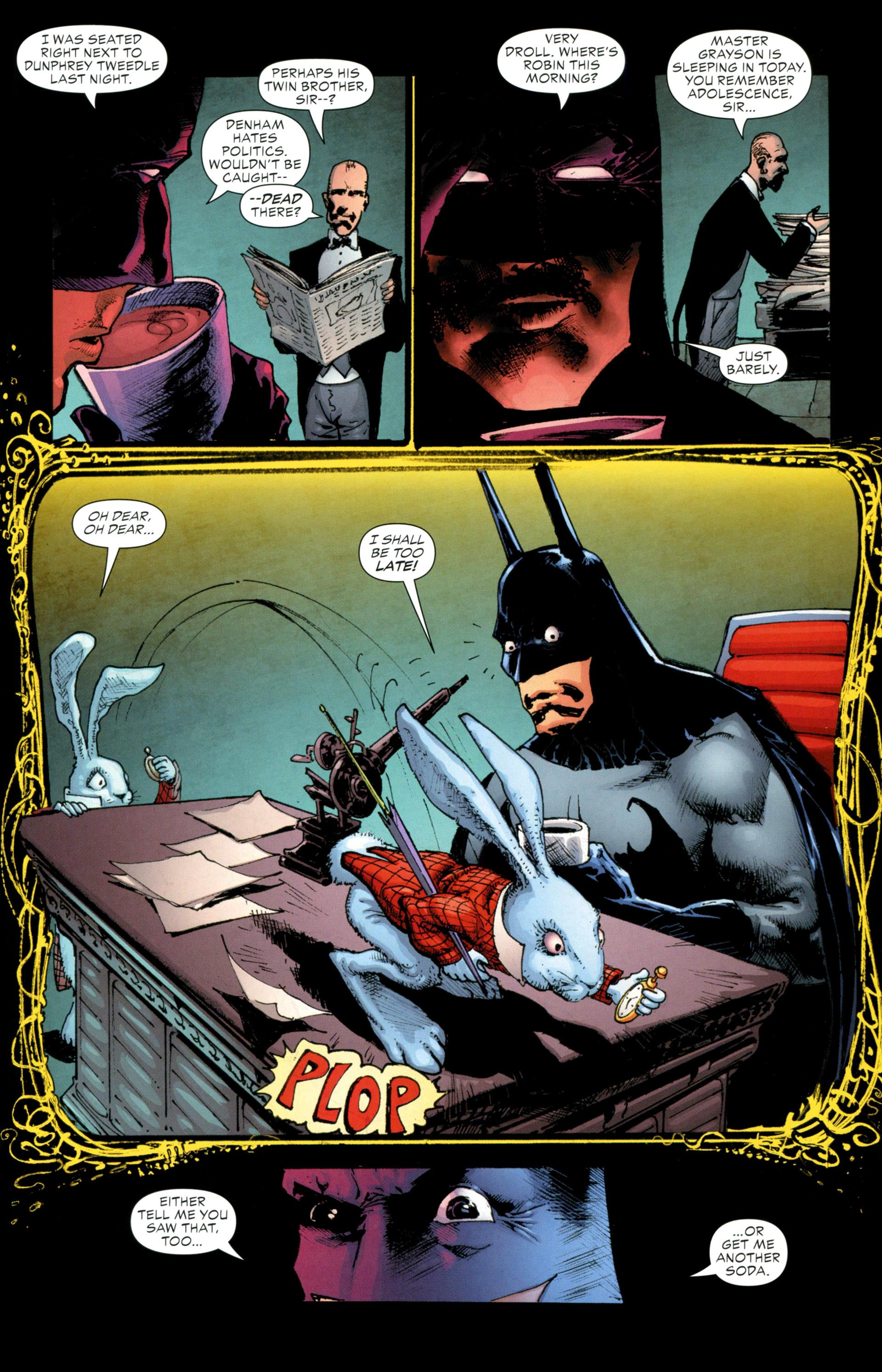 Batman Through the Looking Glass review