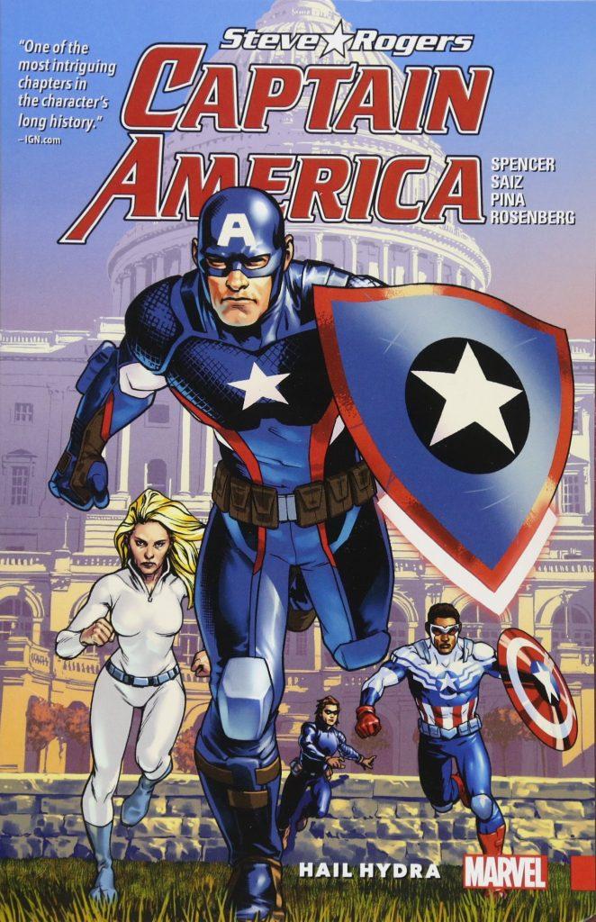 Steve Rogers Captain America Vol. 1: Hail Hydra
