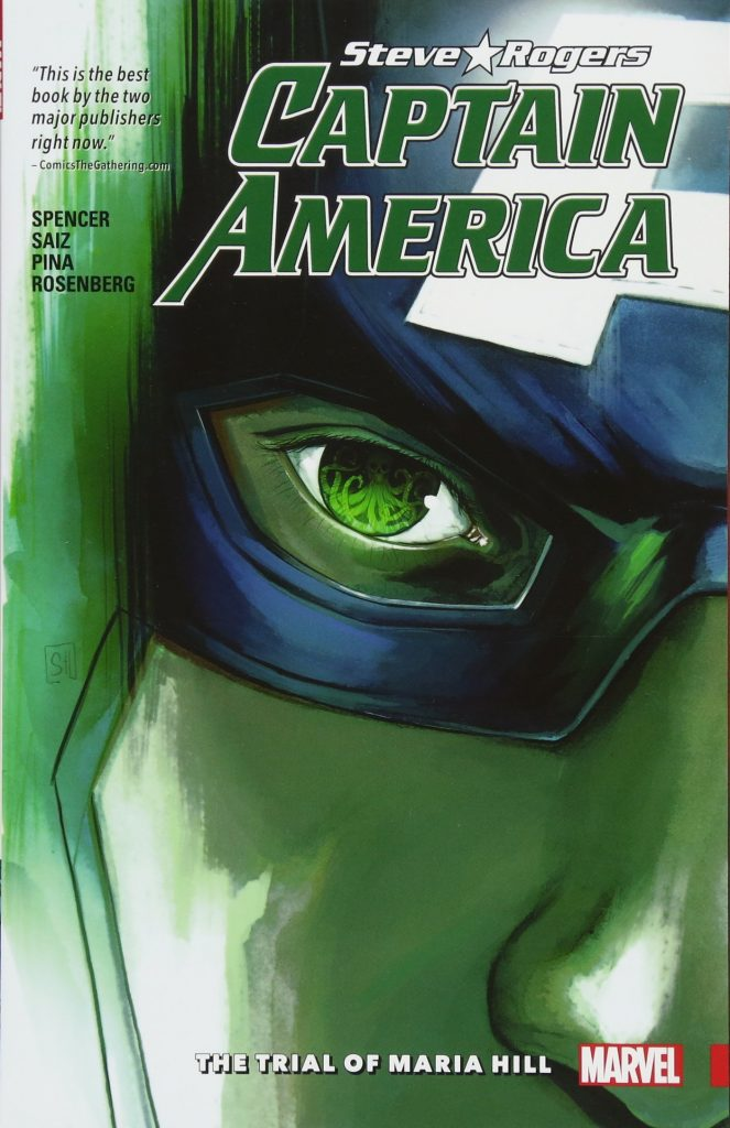 Steve Rogers Captain America Vol. 2: The Trial of Maria Hill