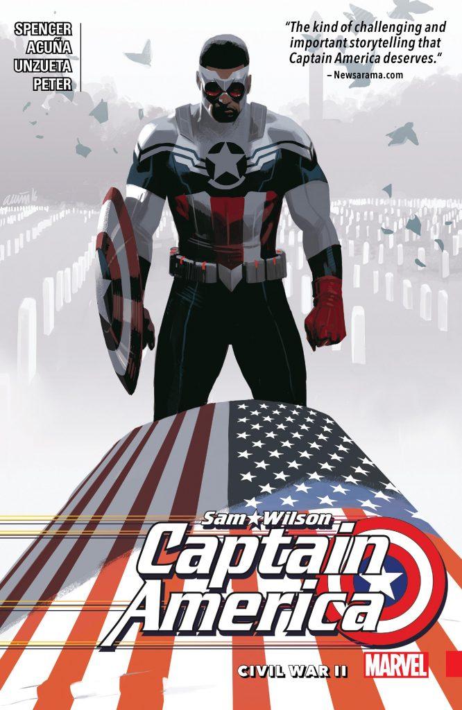 Sam Wilson Captain America Vol. 3: Civil War II