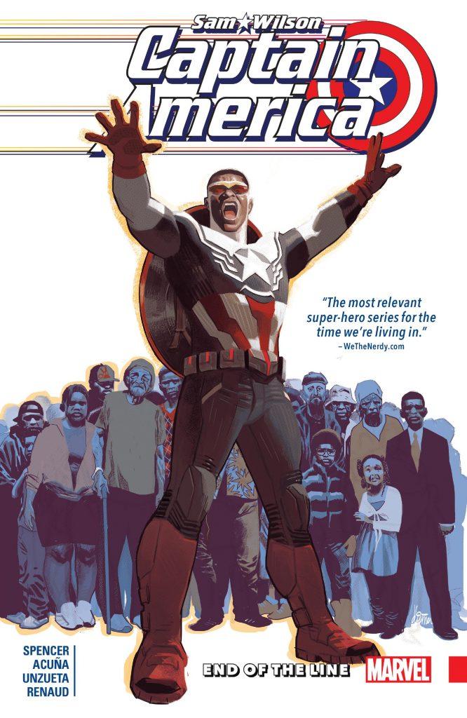 Sam Wilson Captain America Vol. 5: End of the Line