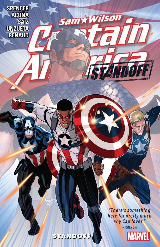 Sam Wilson Captain America Vol. 2: Standoff