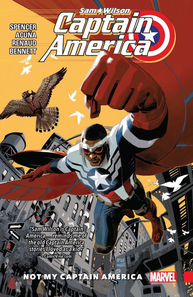 Sam Wilson Captain America Vol. 1: Not My Captain America