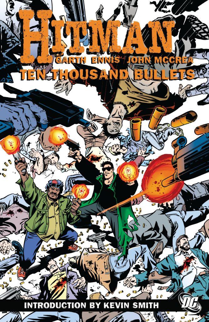 Hitman: Ten Thousand Bullets