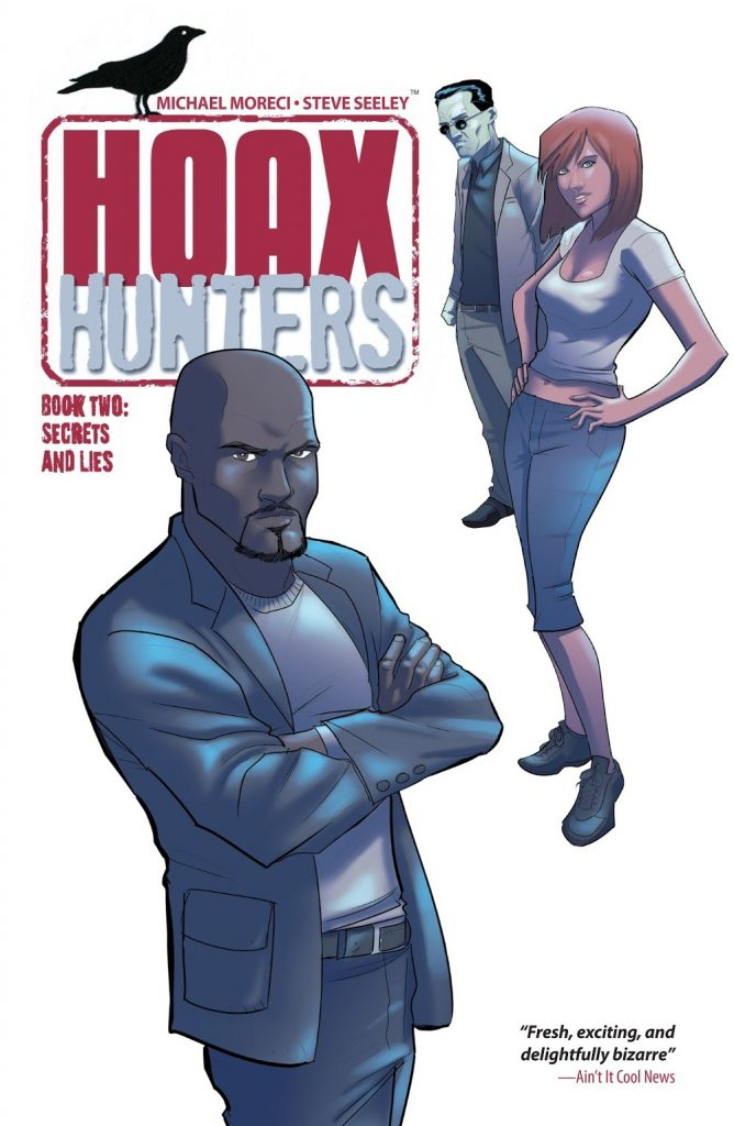 Hoax Hunters Book Two: Secrets and Lies