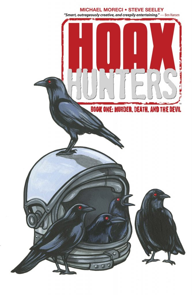 Hoax Hunters Book One: Murder, Death and the Devil