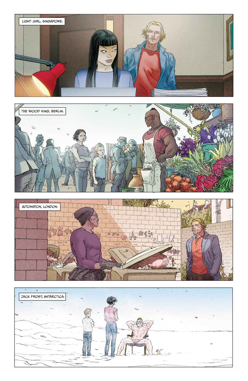 Jupiter's Legacy review