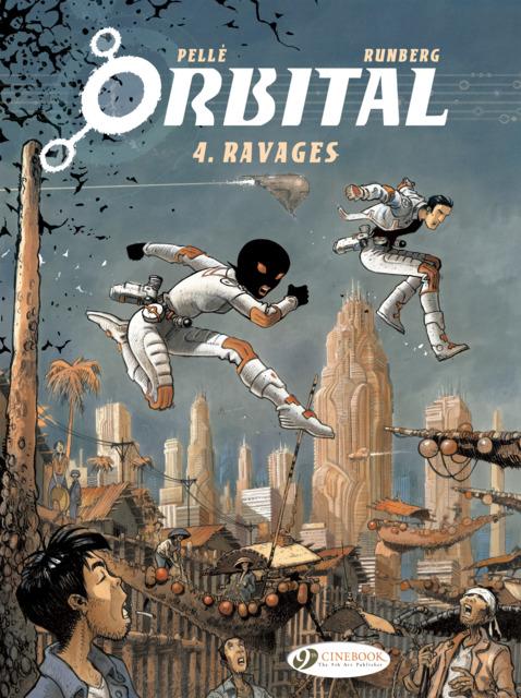 Orbital 4: Ravages