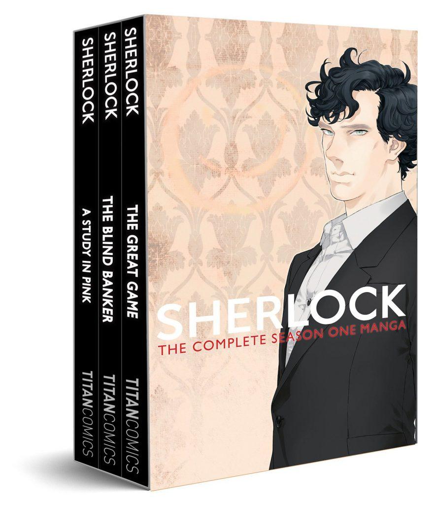 Sherlock: The Complete Season One Manga