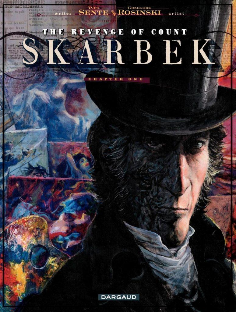 The Revenge of Count Skarbek Chapter One: Two Golden Hands