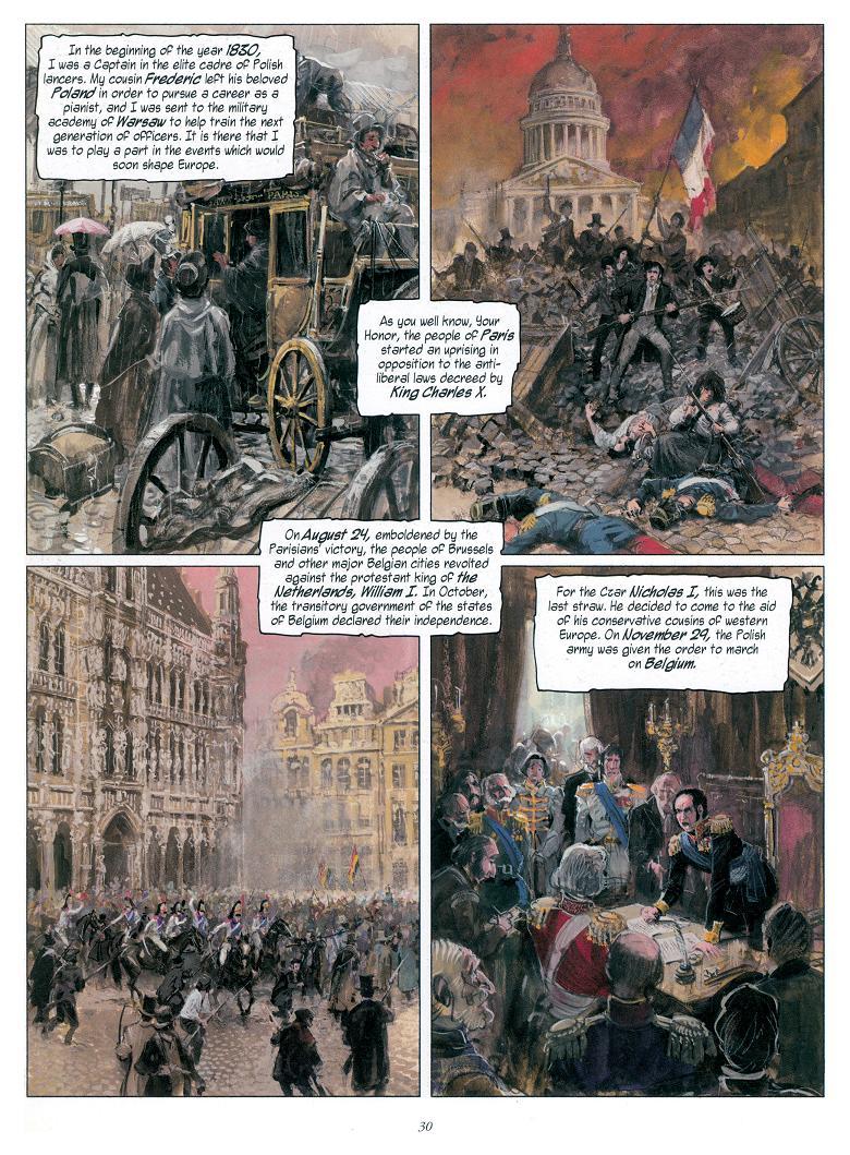 The Revenge of Count Skarbek review
