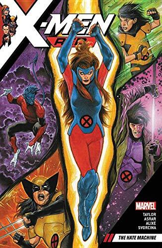 X-Men Red: The Hate Machine