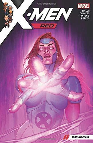 X-Men Red: Waging Peace