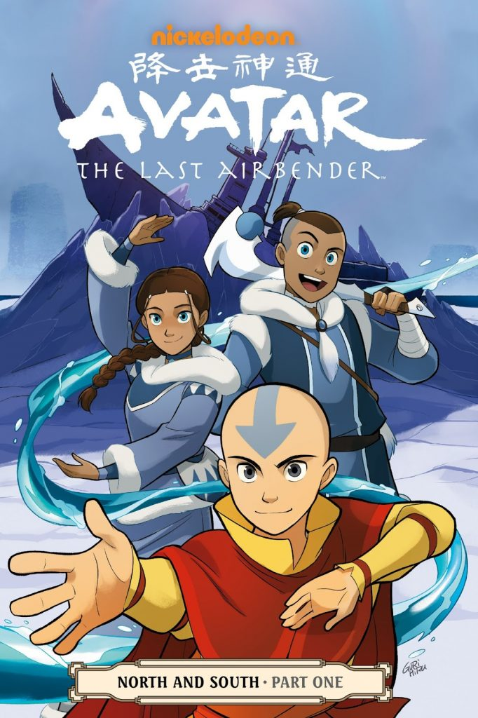 Avatar: The Last Airbender – North and South Part One