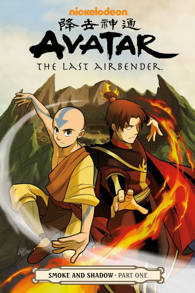 Avatar: The Last Airbender – Smoke and Shadow Part One