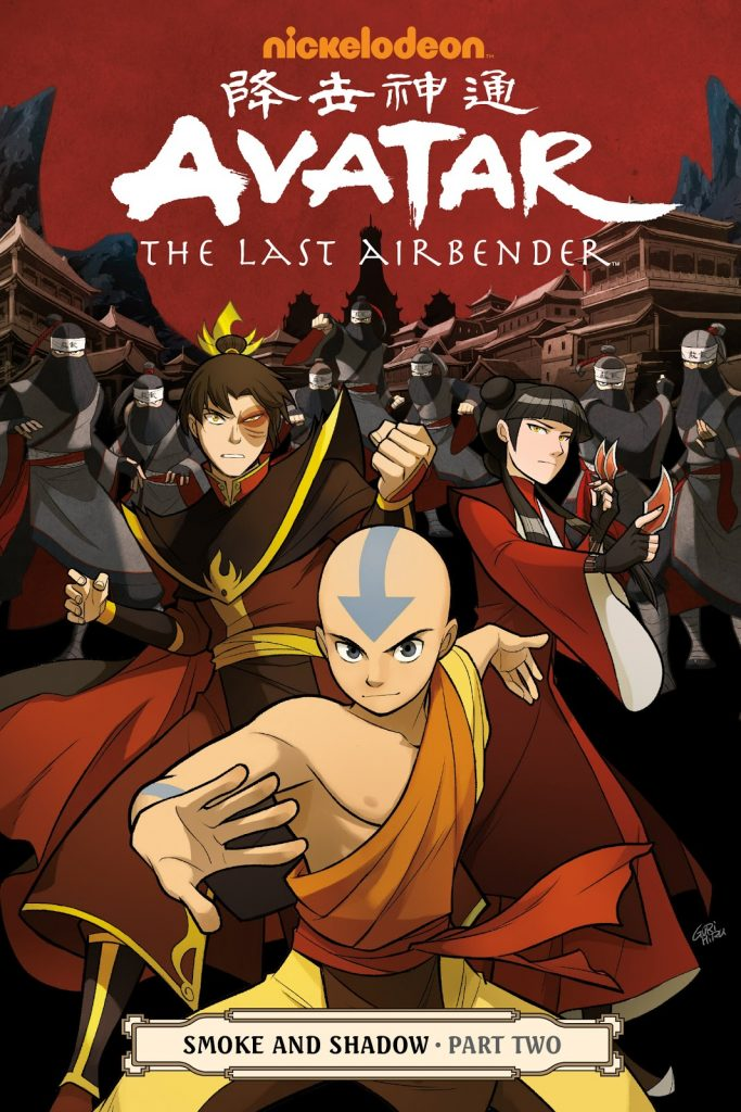 Avatar: The Last Airbender – Smoke and Shadow Part Two